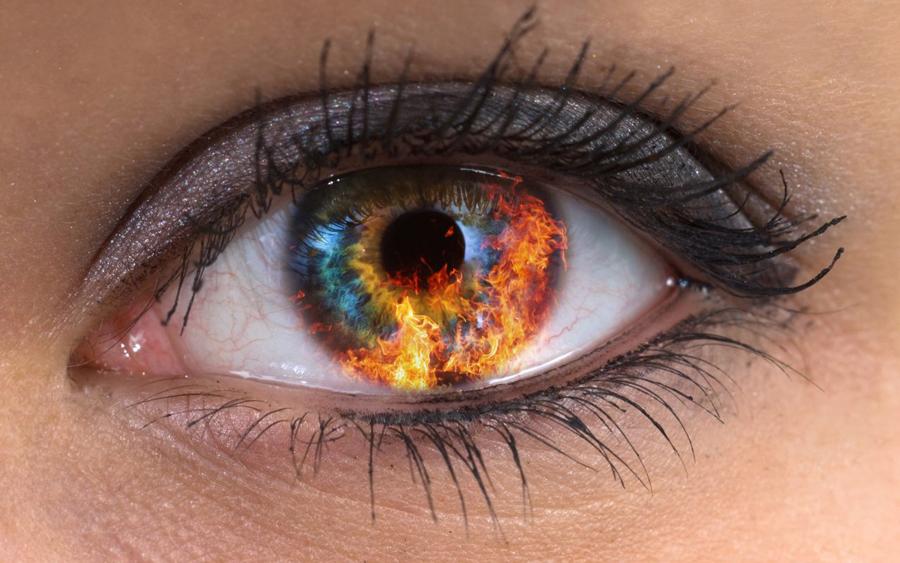 Hábito de fumar e as doenças oculares
